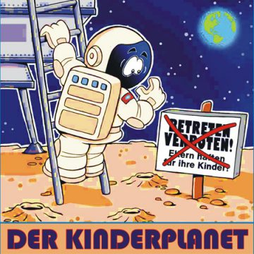Der Kinderplanet | Kooperationsprojekt mit der Kurt-Masur-Schule