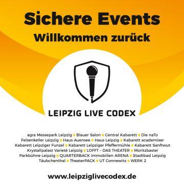 Leipzig Live Codex – Hier steckt sich niemand an